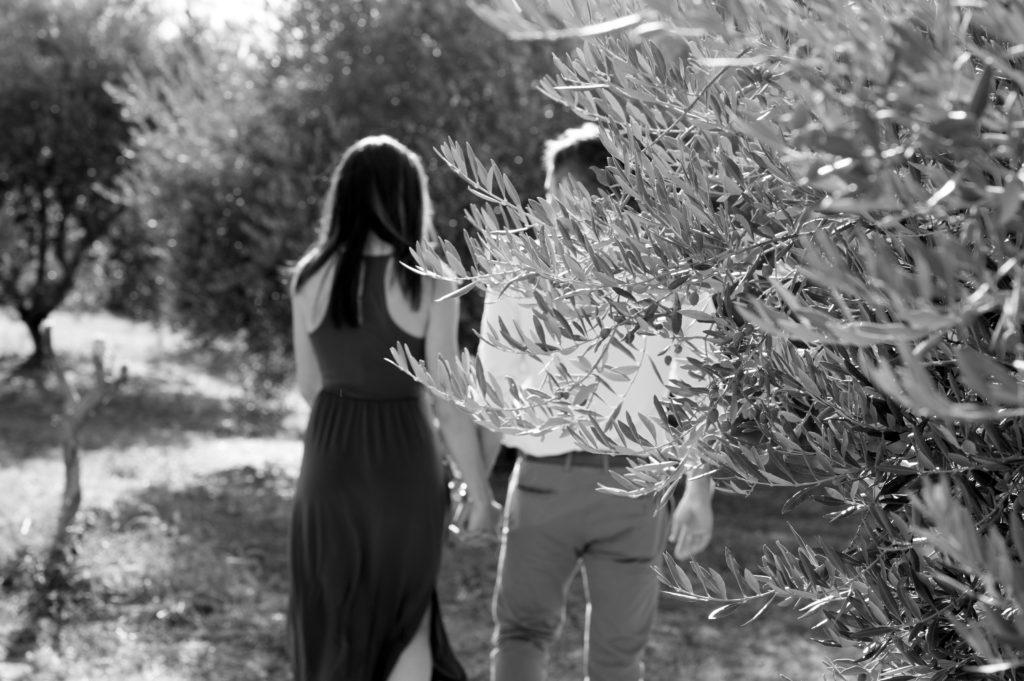 provence romantic photo shoot