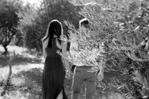 provence romantic photo shoot