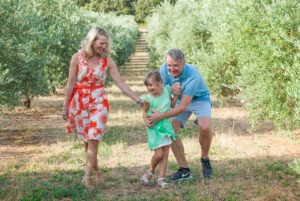 family photo shoot provence
