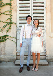 wedding photo provence